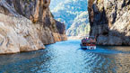 Veneretki vihreässä kanjonissa - Voidaan varata ennen matkaa