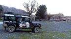 Jeepsafari - White Mountain - Voidaan varata jo ennen matkaa