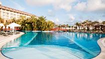 Kumköy Beach Resort - för barnfamiljer som vill ha det lilla extra.
