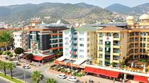 All Inclusive på hotell Smartline Sunpark Marine.