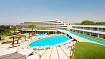 All Inclusive p&#229; hotell SENTIDO Zeynep Golf &amp; Spa.