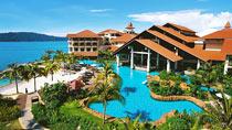 Koppla av på ett spahotell - Magellan Sutera Resort.
