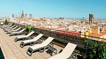 Citadines Ramblas Barcelona - familjehotell med bra barnrabatter.