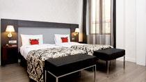 Palazzo Zichy - ett av våra omtyckta romantiska hotell.