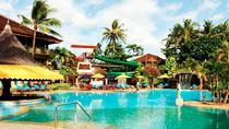 Bali Dynasty Resort - familjehotell med bra barnrabatter.