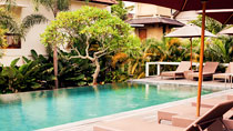 Pertiwi Resort  - för dig som vill ha lugn och ro.