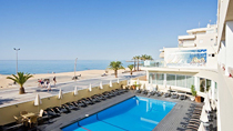 Dom José Beach Hotel - garanterat barnfritt.