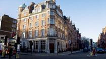 The Cadogan - ett av våra omtyckta romantiska hotell.