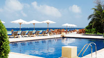 All Inclusive på hotell Helengeli Island Resort.