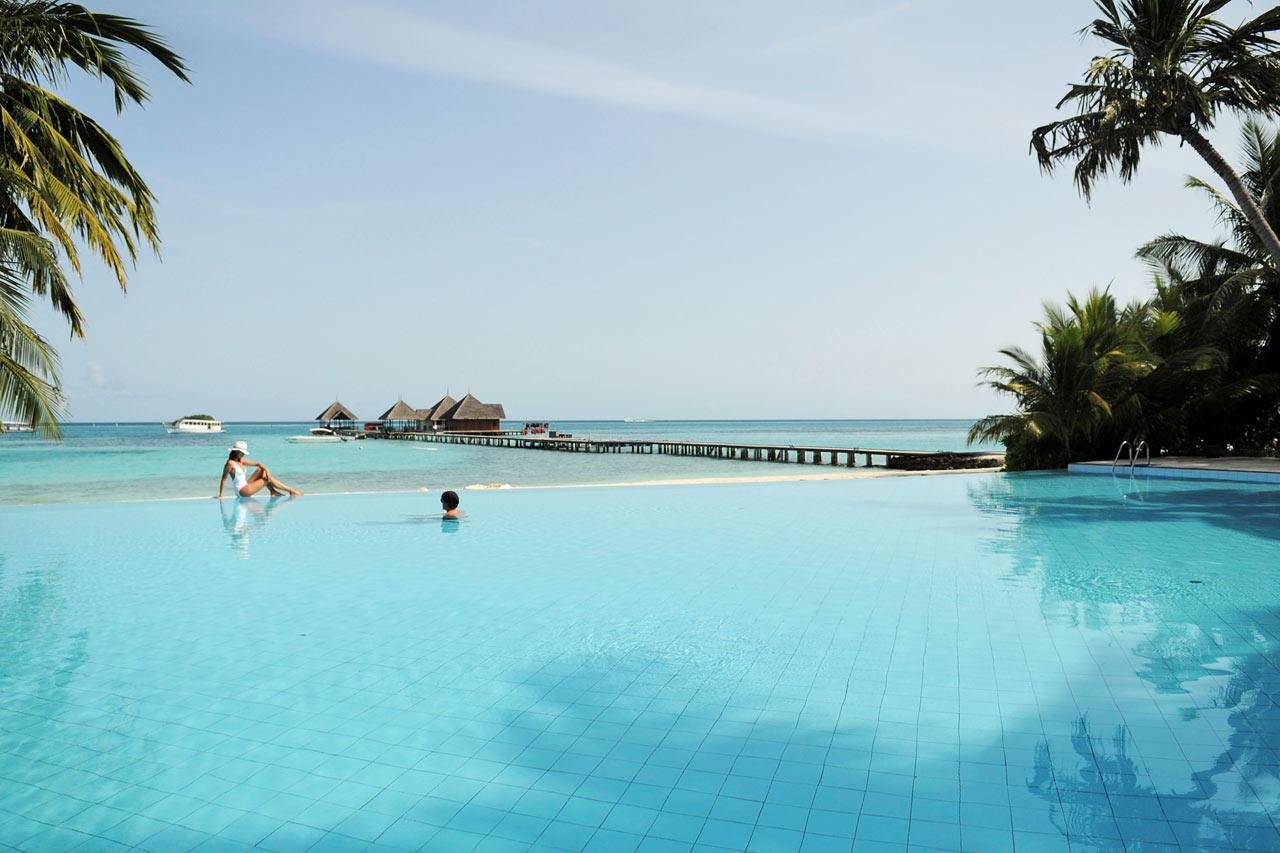 Hotell club med kani i maldiverna   all inclusive hotell med extra ...