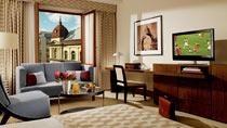 Radisson Blu Alcron Hotel - ett av våra omtyckta romantiska hotell.