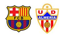 FC Barcelona - Almeria