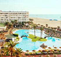 Barnvänliga hotell Evenia Zoraida Resort.