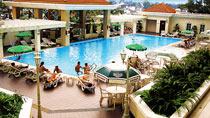 Koppla av på ett spahotell - Hotel Equatorial.
