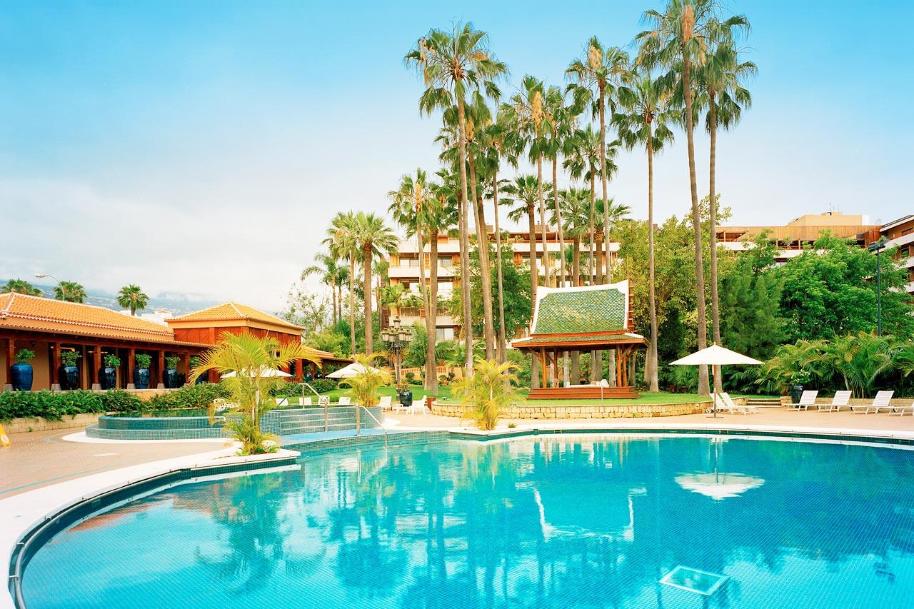 Se bilder fr n v rt hotell hotel botanico i puerto de la cruz - Hotel ving puerto de la cruz ...