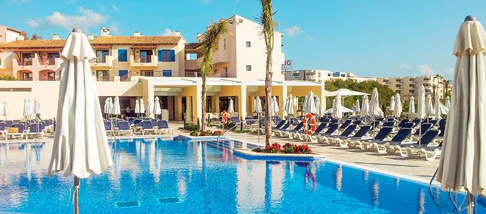 Hotell Sunwing Resort & Spa Cala Bona - allt för en lyckad barnsemester.