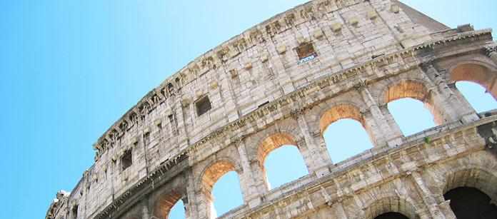 Weekend i Rom med flyg och hotell.