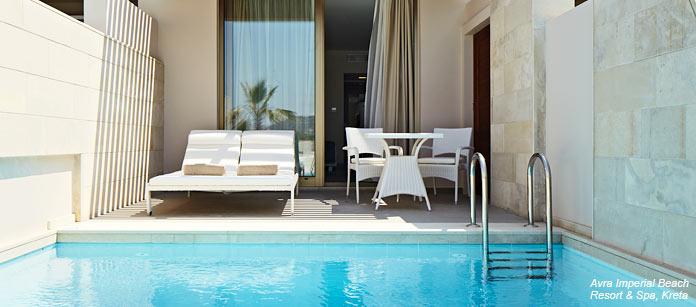 Swim Out – direkt i poolen från terrassen