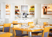 Restaurant, Sunprime Ayia Napa Suites