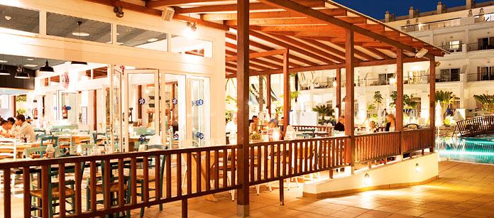 Mat & dryck, Sunwing Fañabé Beach
