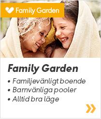 Family Garden – Noggrant utvalda familjehotell