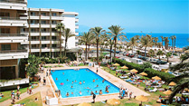 Fyra veckor på Costa del Sol
