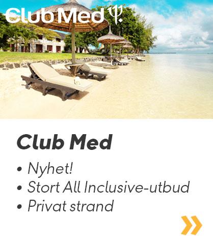 Club Med - All Inclusive utöver det vanliga