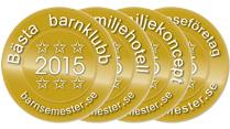 Stora Barnsemesterpriset 2015