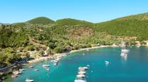 Bilguide Grekland, Lefkas