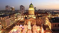 Julmarknader i vinter