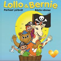 Lollo & Bernie-boken