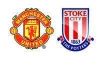 Manchester United - Stoke