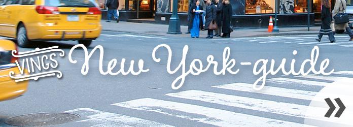 Vings New York-guide