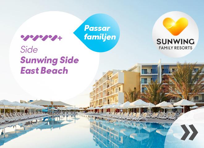 Sunwing Side East Beach