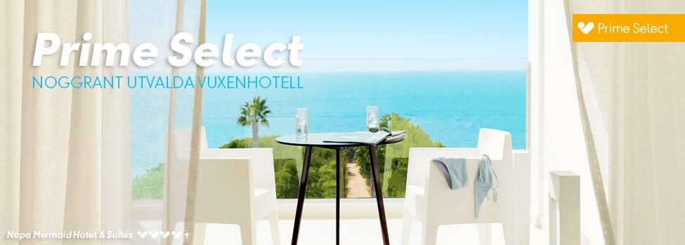 hotell - prime select - koncept - vinter