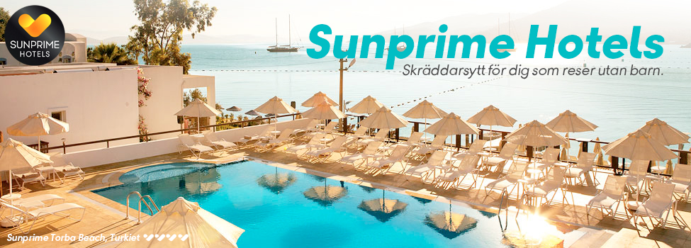 hotell - sunprime koncept