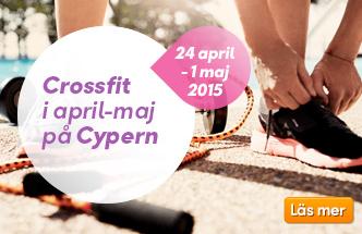 CrossFit på Cypern