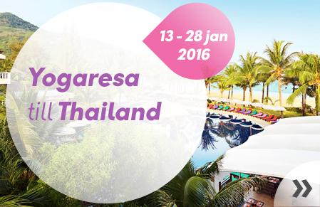 Yogaresa till Thailand