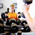 Styrketräning på gym