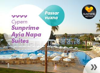 Sunprime Ayia Napa Suites