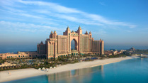 Atlantis The Palm, Jumeira Beach
