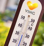 Var är det varmast just nu?