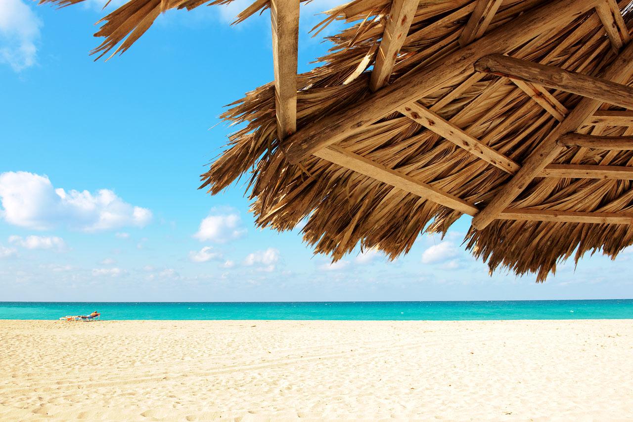 Kuba - Playa Caleta, Varadero