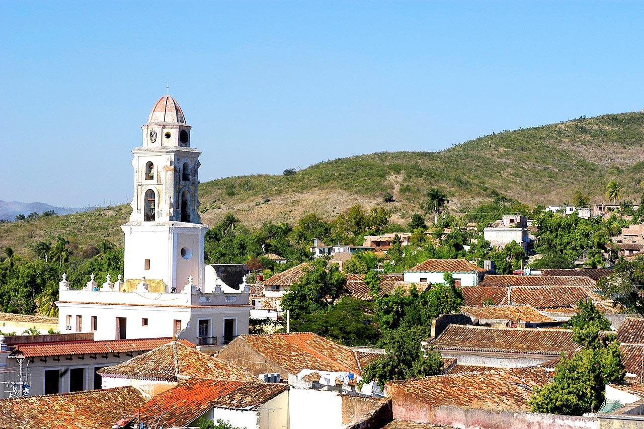 Kuba - Trinidad på södra Kuba