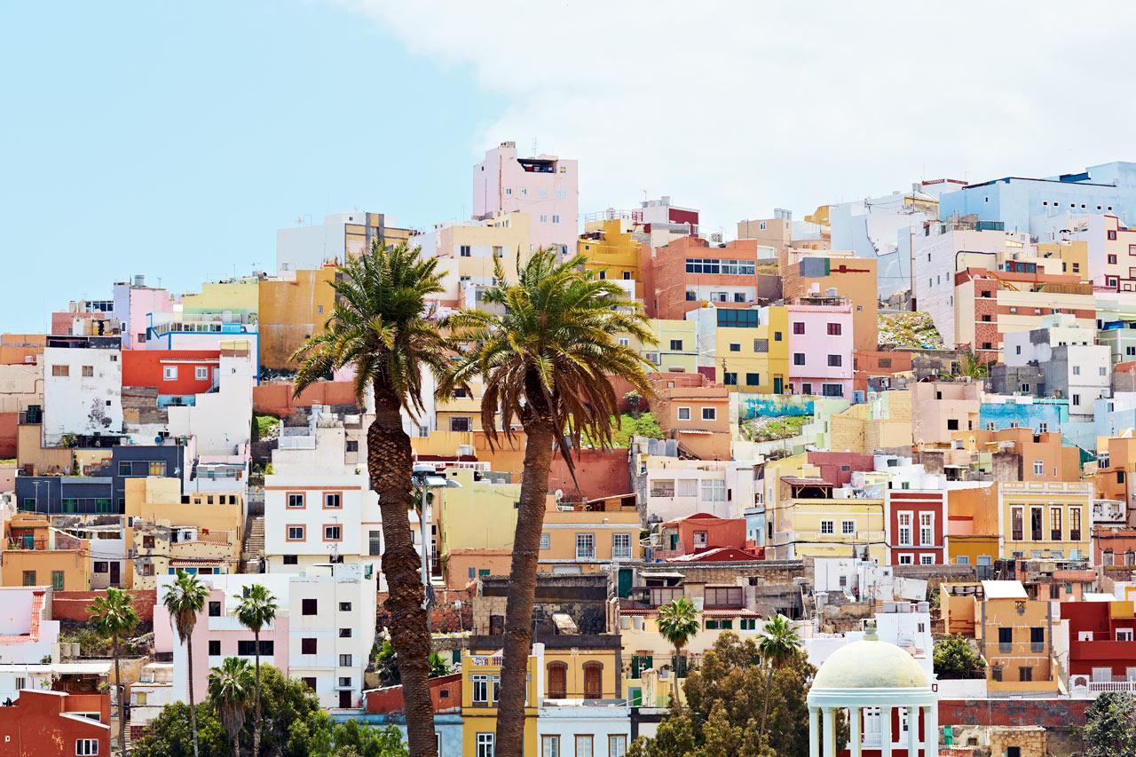 Spanien - Las Palmas, Gran Canaria