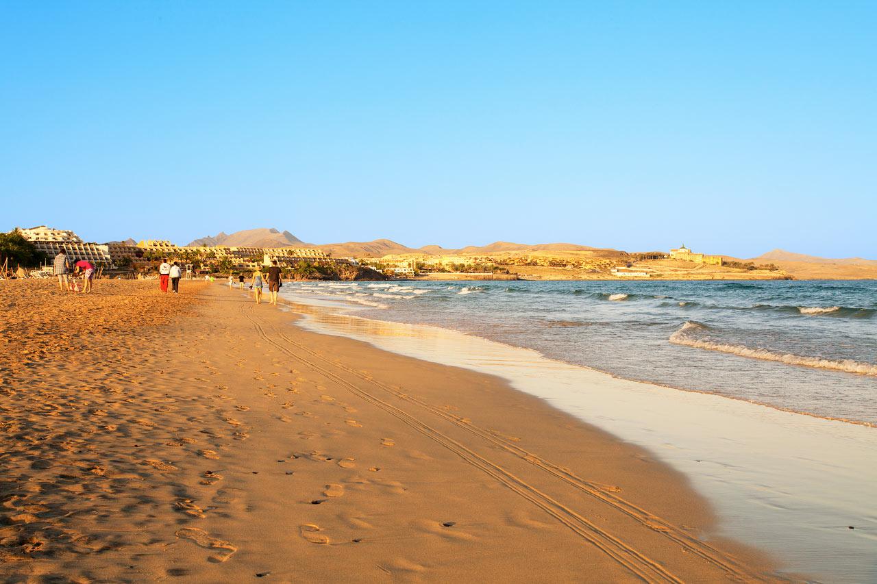 Spanien - Costa Calma, Fuerteventura