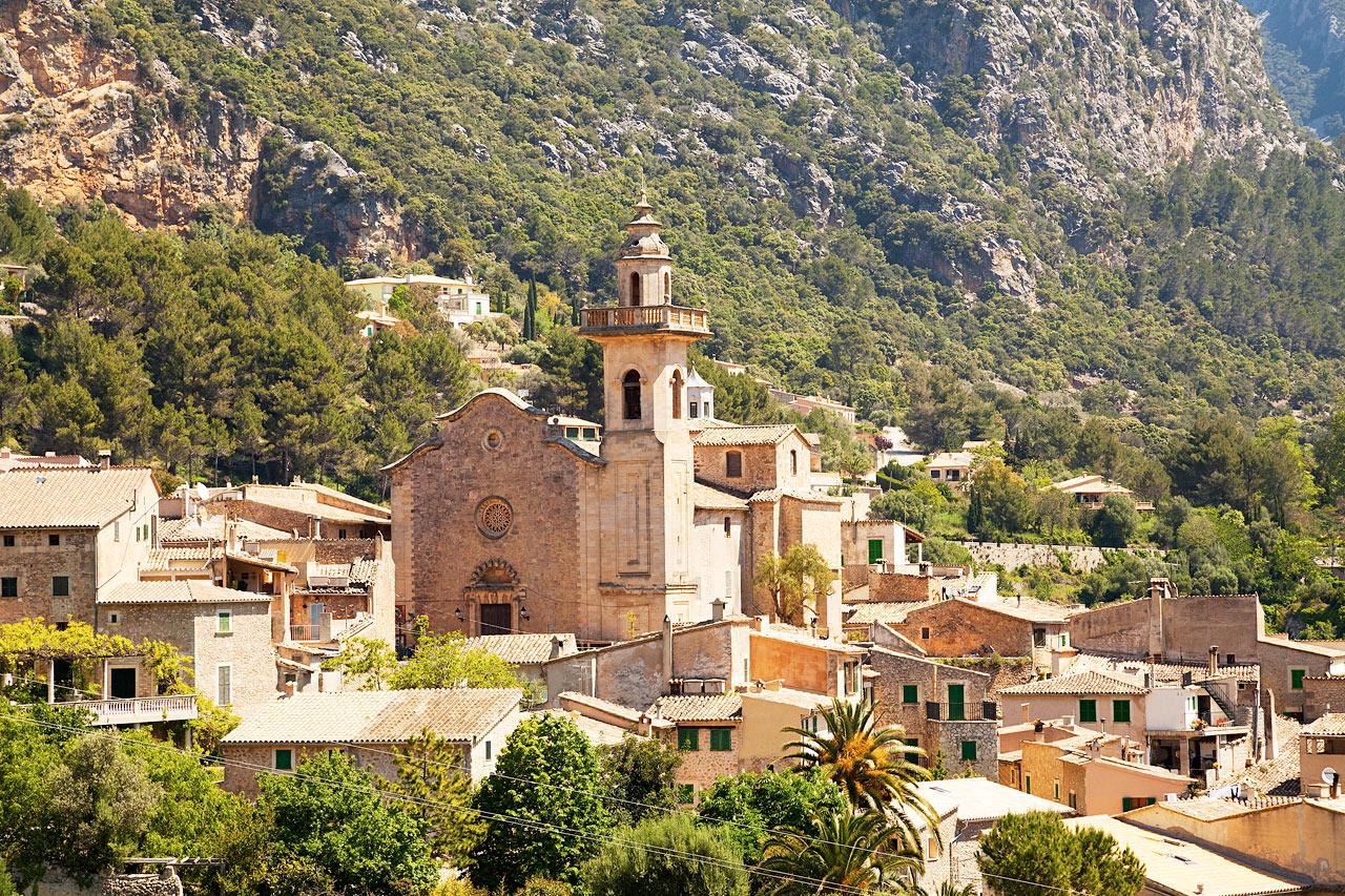 Spanien - Valldemossa, Mallorca