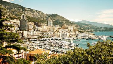 Palma stad (Mallorca), Barcelona, Monaco