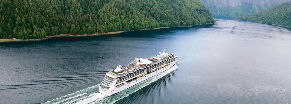 Serenade of the Seas, Norge