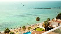 All Inclusive på hotell SENTIDO Benalmadena Beach.